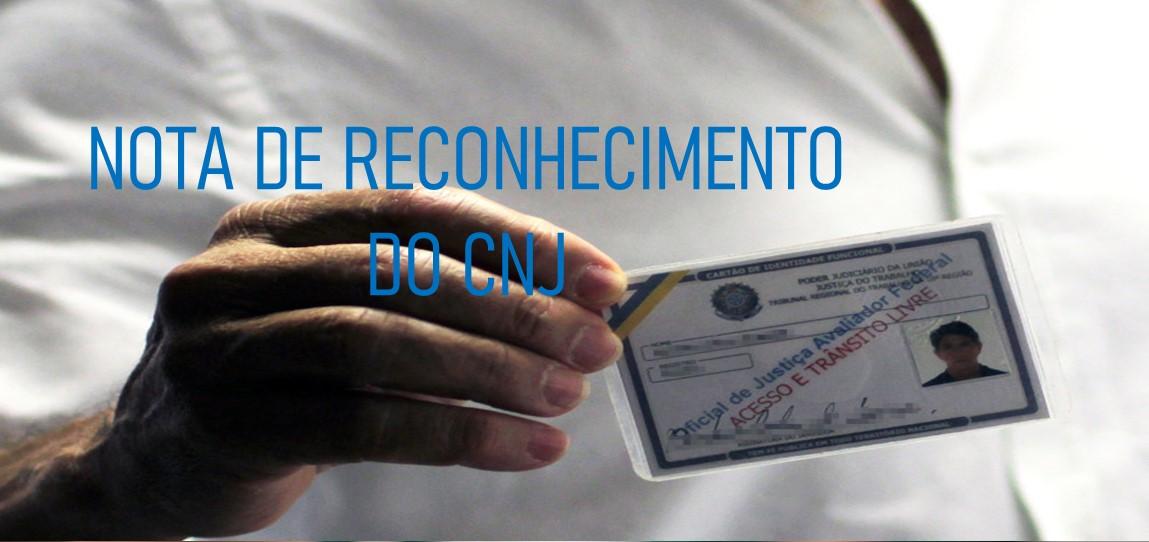 Em resposta à FESOJUS-BR Ministro Luiz Fux emite nota de reconhecimento aos Oficiais de Justiça